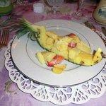 Fresh Fruit Appetizer