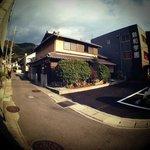 2 storey Japanese house