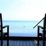 潮騒の湯からの眺望
