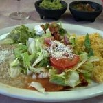 enchiladas delicioso