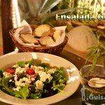 Greek Salad/ Ensalada Griega