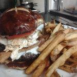 kentucky Burger.