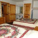 Itasca Suites Bedroom
