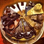Selection of cakes from Afters! ��