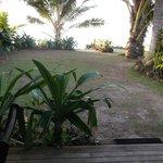 View deck towards lagoon