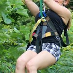 photo taken by pigeon river canopy tours