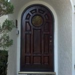 Love this front door