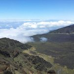 Ontop of the clouds
