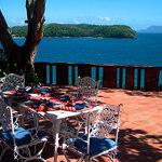 East terrace, Varadero Bay, Verde Island (Kasbah Remo)