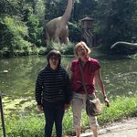 Fun at the Dinos of Kleinwelka