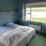 Our quaint little bedroom