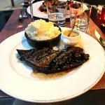 Foie de veau persillé