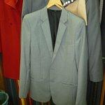 jacket model