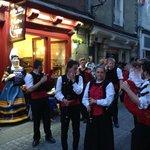 une soirée bretonne