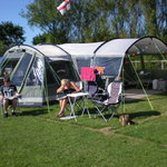 Paddock D4, our new outwell tent