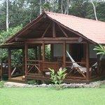 bungalow face aux montagnes - Rincon de la Vieja