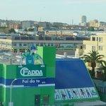 Vista panoramica Idea Hotel Santa Maria Cagliari