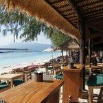 Beach & Restaurant