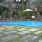 piscine d'un hotel où on peut aller gratuitement