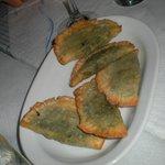 fagottini con verdure