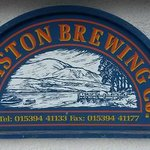 brewery sign