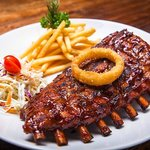 WAHAHA Pork Ribs - The Best Pork Ribs in Bali
