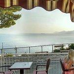 terrazza panoramica Bar del Sole