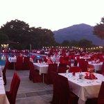 Turkish Delight, soirée rouge-blanche