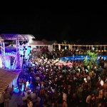 Ibiza Club: Outdoor Area