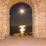 Luna piena a Grottammare