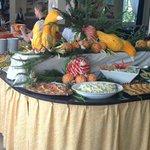 buffet antipasti del pranzo di Ferragosto!!!!