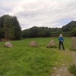 Colleen Carroll @ hopwood stone circle