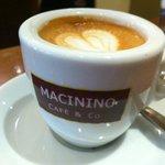 Espresso Machiatto on day 2.. :)