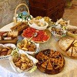 La colazione!!