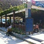 ristorantino a kerveli beach