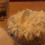 Coconut Cream Pie at Black Bear Diner