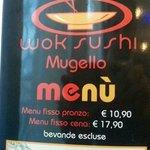 Sushi Wok Mugello