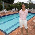 Maravilhosa piscina