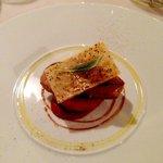 Escalope de foie gras poêlée