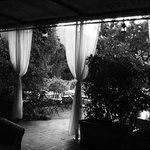 Vista della Veranda