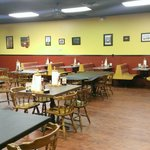 Inside casual dining