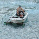 bateau eboueur