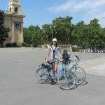 Montjuic Bike Tour