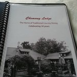 A restaurant that stayed in the family since built