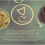 Prao : quinoa en entrée du jour