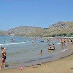 Spiaggia San Vito, enorme, acqua splendida. Ovviamente in agosto è molto affollata ma vivibile.