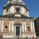 Photo of Santa Maria di Loreto taken with TripAdvisor City Guides