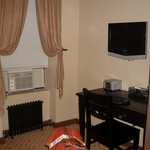 O quarto que fiquei