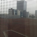 """View from Room, """"dots"""" included"""