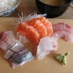 Sashimi (basic, good)